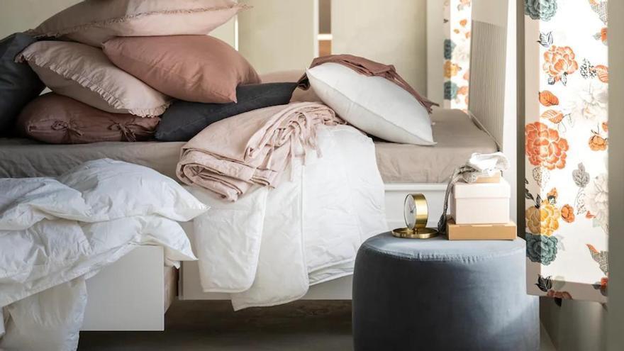 Tres tipos de edredones de Ikea: ¿Eres friolero o caluroso?
