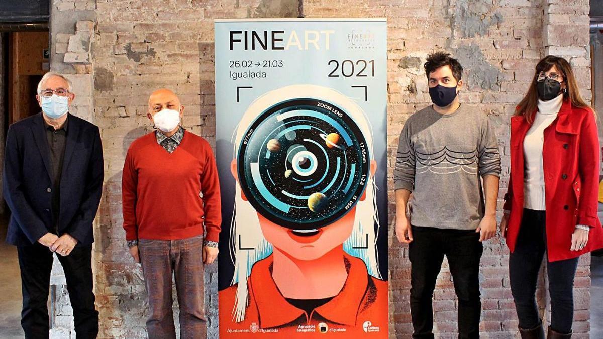 El FineArt oferirà 40 mostres del 26 de febrer al 21 de març