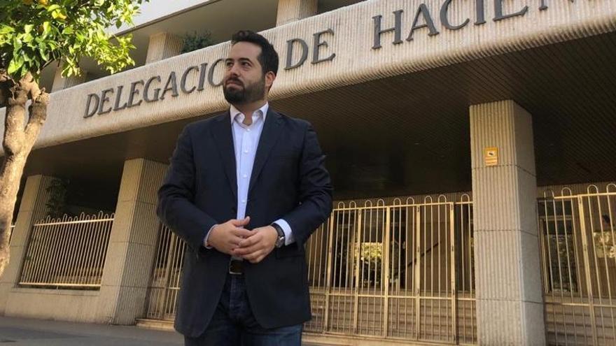 """Cs cree que el Gobierno de Sánchez actúa de forma """"cobarde y chantajista"""" con Andalucía"""