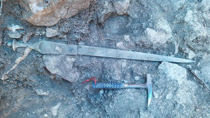 Keine Waffe: Wozu das 3.000 Jahre alte Schwert von Mallorca wirklich diente