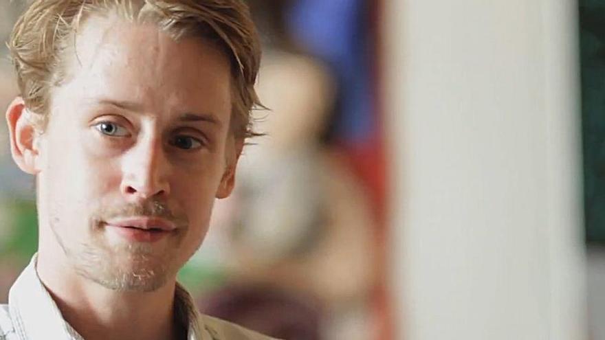 La nova vida de Macaulay Culkin, el pare primerenc torna al set de rodatge