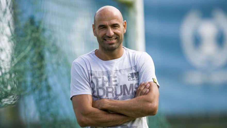 Manuel Pablo, nuevo técnico del juvenil A