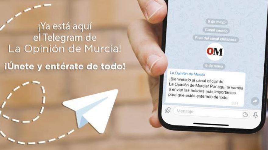 Únete al canal de Telegram de La Opinión y entérate de la última hora de la crisis del coronavirus