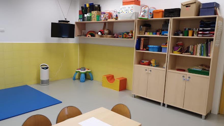 La escuela infantil de Teruel comienza nuevo curso el lunes