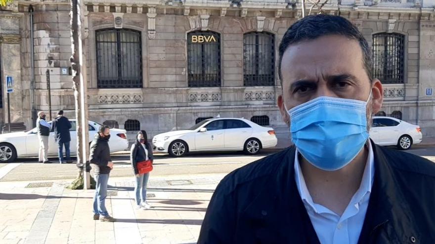 El PSOE acusa a Canteli y sus socios de Cs de anteponer los intereses partidistas a las vidas humanas