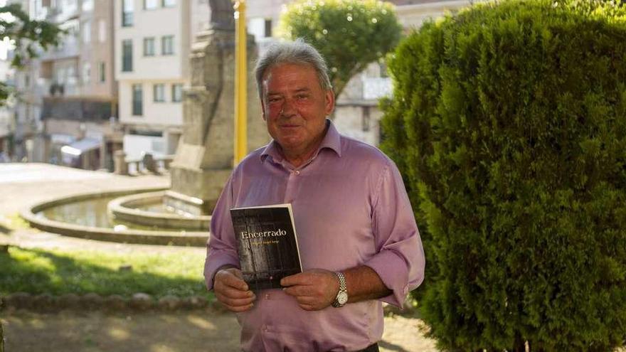 """Miguel Ángel Jorge Rodríguez: """"Cuando estás en la cárcel tienes tiempo para todo; allí descubrí mi faceta literaria"""""""