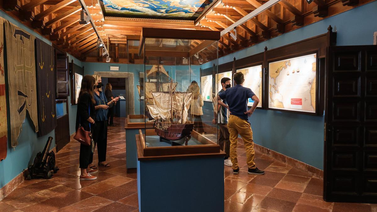 Los Museos celebran su día bajo el lema 'El pasado siempre inspira el futuro'