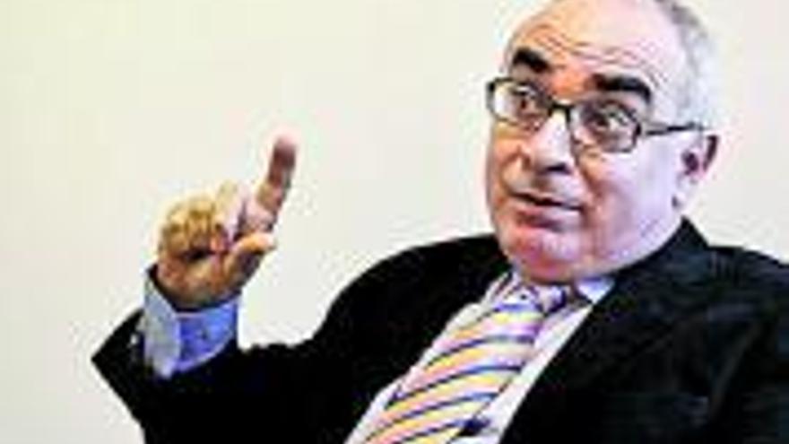 Miguel Coca, presidente de la academia de Jurisprudencia de Baleares