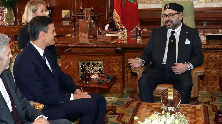 El rey de Marruecos pone fin a la crisis diplomática con España