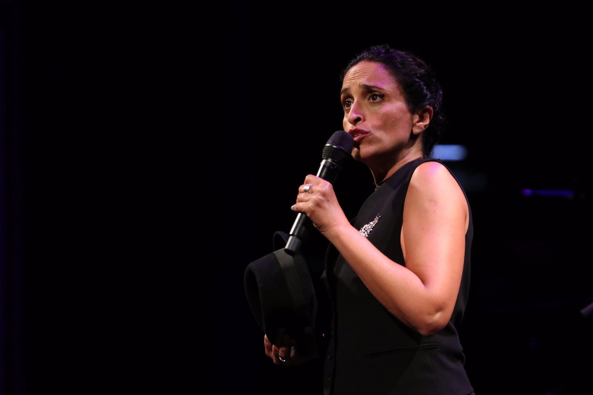 Las imágenes del concierto de Noa dentro del Festival Terral del Teatro Cervantes