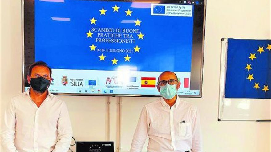 L'Horta Sud formará a otros municipios europeos en inserción laboral de jóvenes