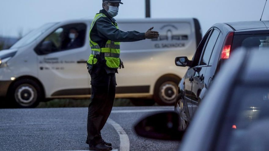 Denunciados once ciudadanos por saltarse la nueva restricción en Zamora