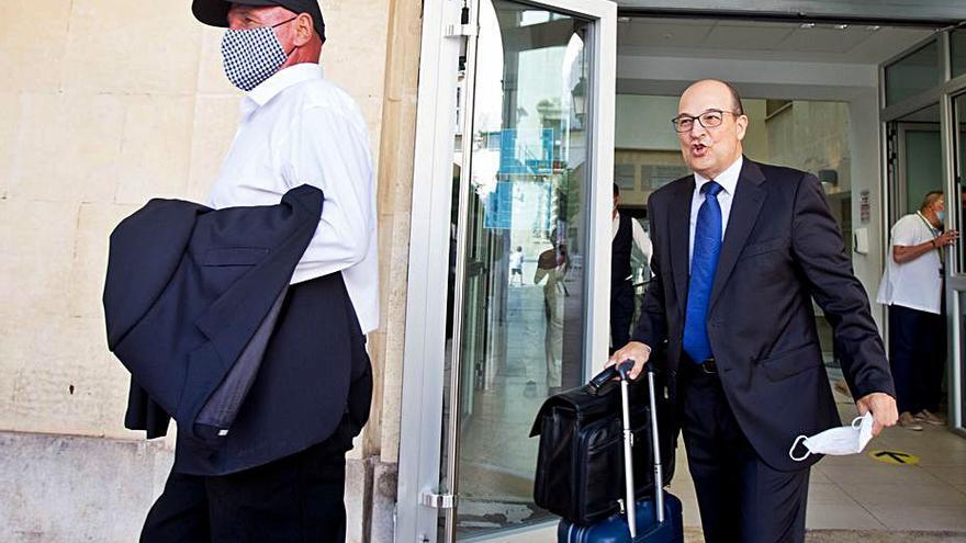 El brote en la prisión de Fontcalent obliga a suspender el juicio al narco de la Wikipedia