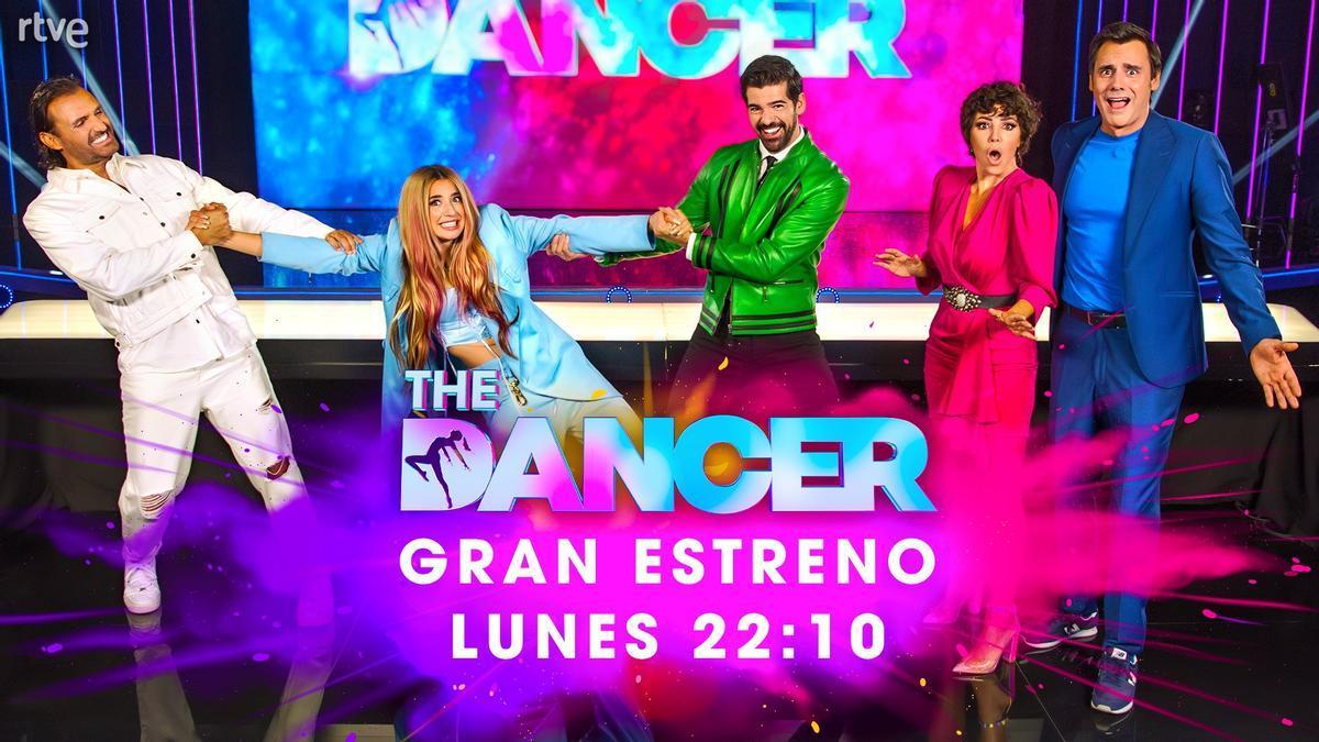 Rafael Amargo, Lola Índigo y Miguel Ángel Muñoz son el jurado de 'The Dancer'.