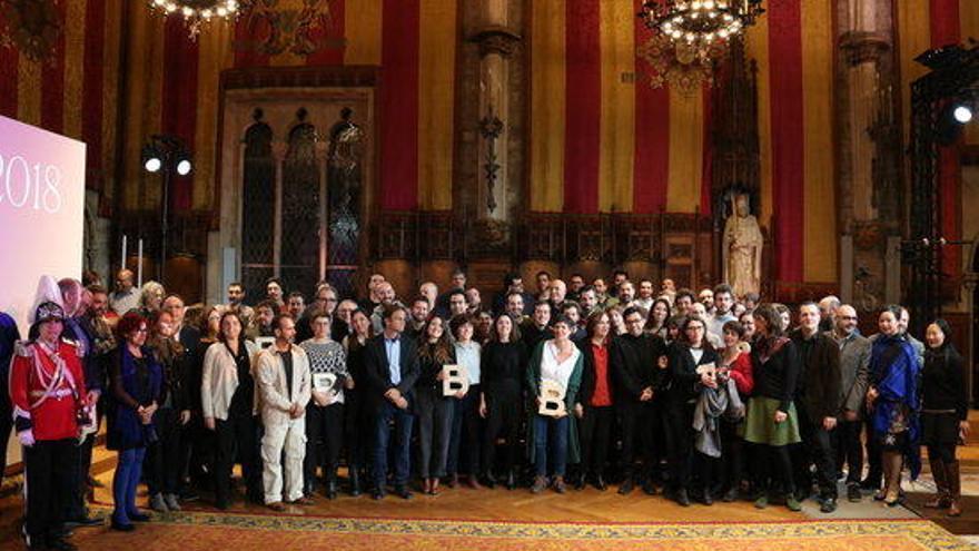 El científic figuerenc Josep Peñuelas recull un dels Premis Ciutat de Barcelona 2019