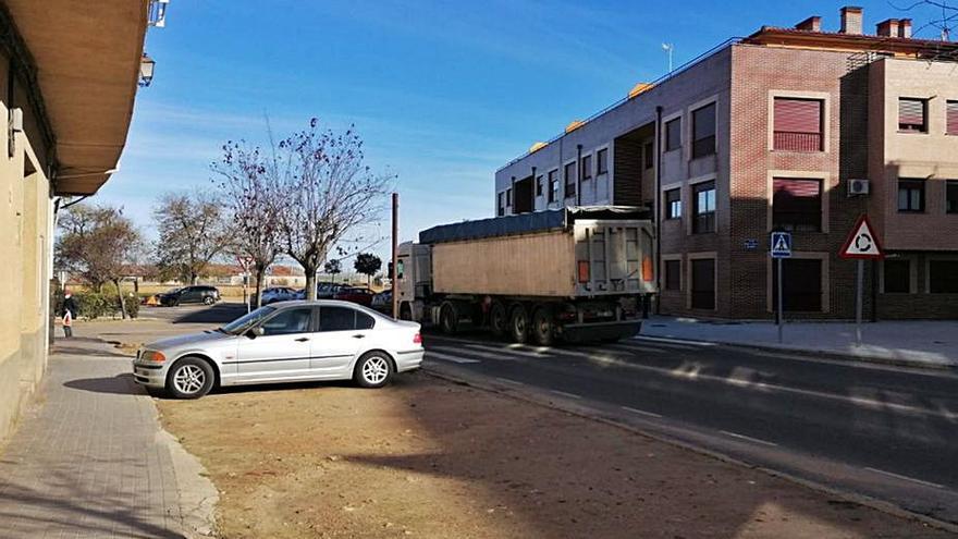Ciudadanos exige que se complete la reforma de la avenida Antona García de Toro