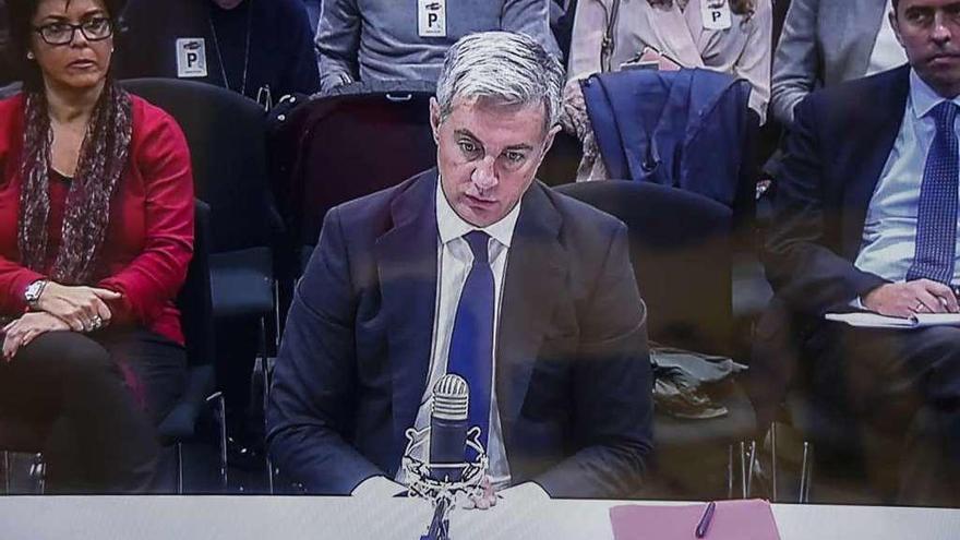 Costa reconoce ante el juez que el PP se financió con dinero negro y culpa a Camps