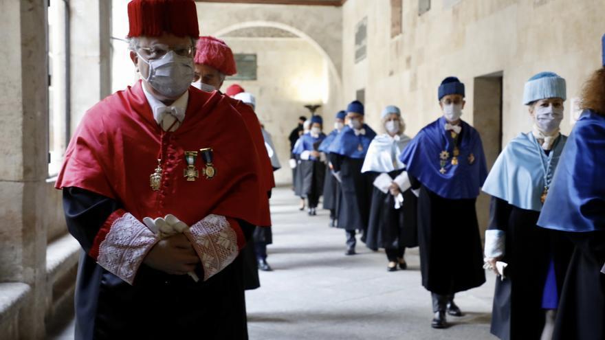 Inaugurado el curso académico en las universidades de Castilla y León
