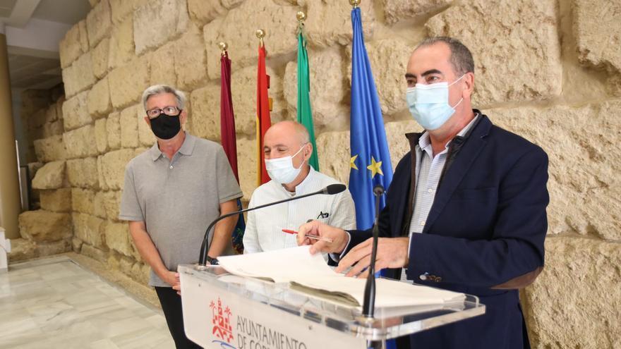 El Ayuntamiento pone en marcha un proyecto para proteger el patrimonio industrial de Córdoba