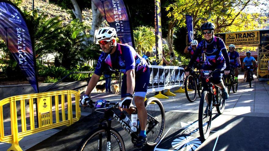 La ultramaratón de ciclismo Transgrancanaria Bike 2020, recorrerá este domingo 50 kilómetros