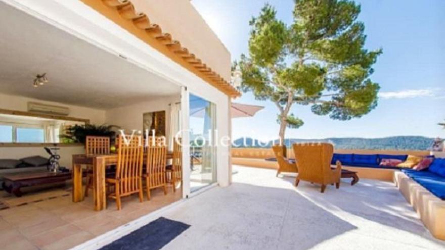 Casas a la venta en Santa Eulària, villas que invitan al descanso