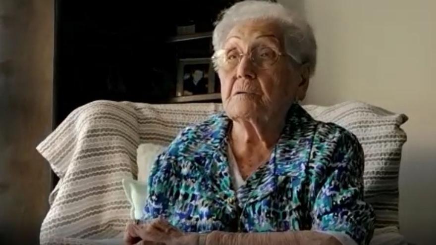 La mujer que sobrevivió a dos pandemias