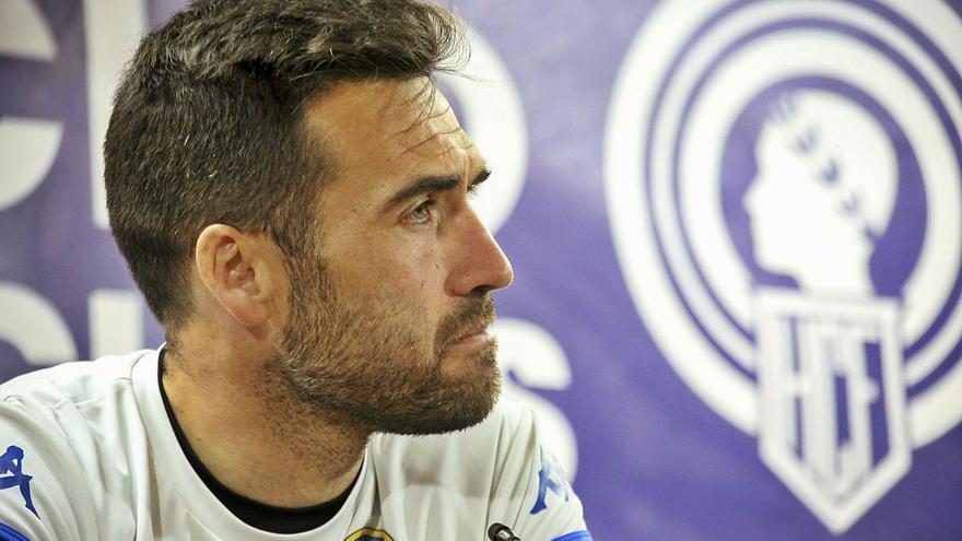 «El Hércules tiene equipo para atacar más, pero siempre salimos a ganar»