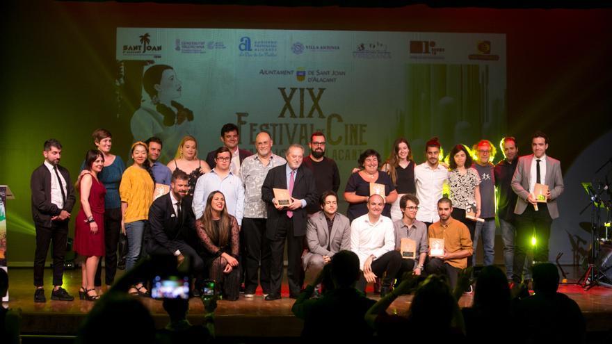 El Festival de Cine de Sant Joan d'Alacant selecciona los 28 cortos a concurso