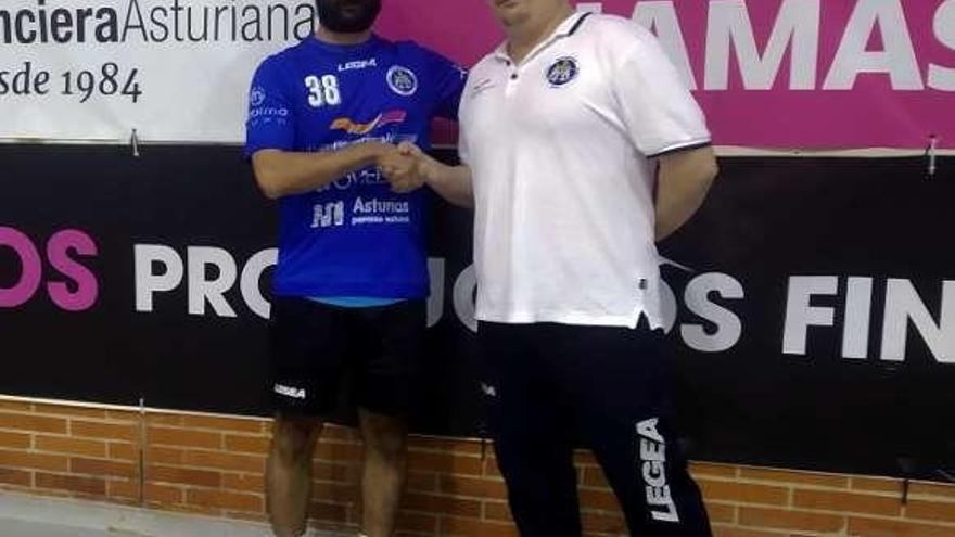 Carlos Suárez por Pablo Díaz en el Unión Financiera