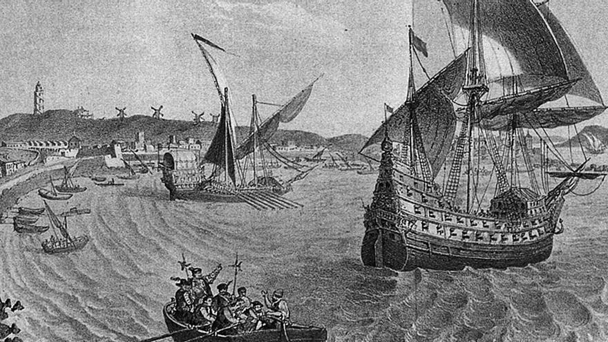 Apresamientos corsarios