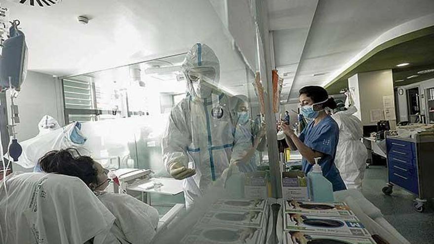 Biel Company critica los recortes en Sanidad del Govern