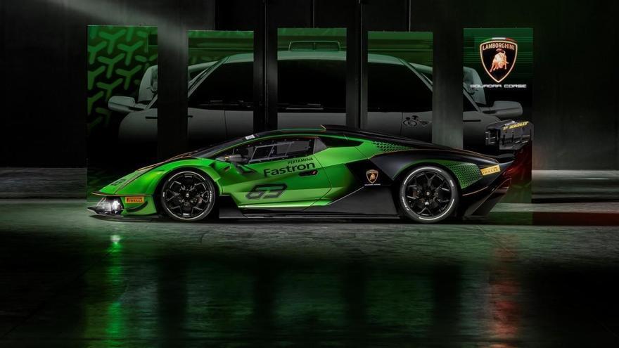 Lamborghini Essenza SCV12: 40 unidades, más de 830 cv y de uso exclusivo en circuito