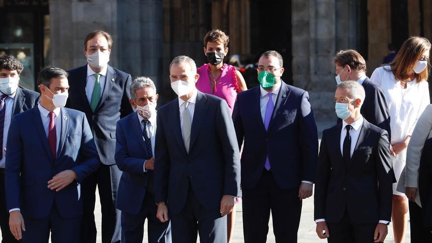 Arranca la cumbre de presidentes en Salamanca: estas son las tres peticiones de Asturias