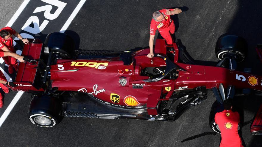 Hamilton, a poner orden en Mugello tras la 'revolución' vivida en Monza