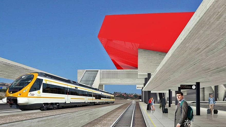 El PP frustra un apoyo unánime al tren del Sur para captar el dinero de la UE