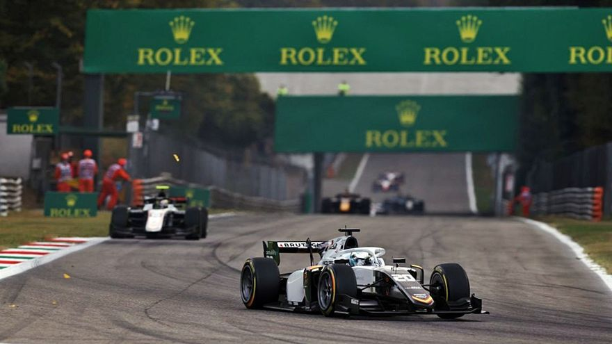 Beckmann logra un quinto puesto en F2 en su estreno con Campos Racing