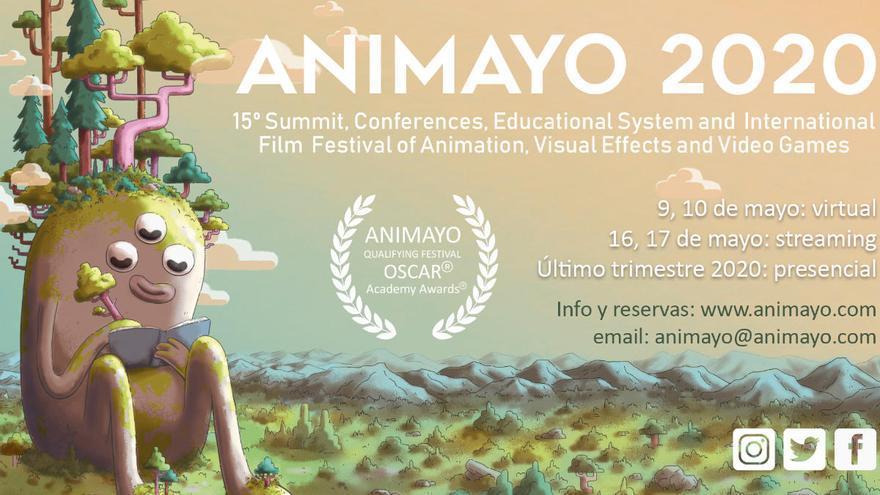 Veinte disciplinas profesionales en el primer Animayo Virtual
