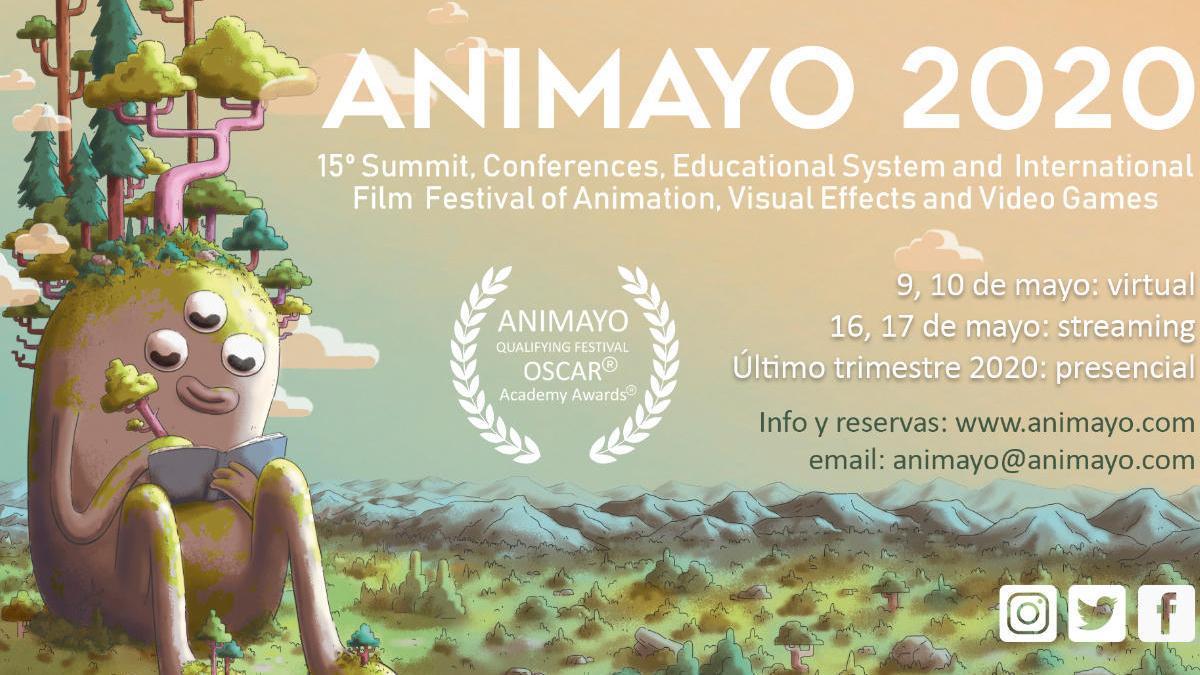 Cartel de Animayo 2020.