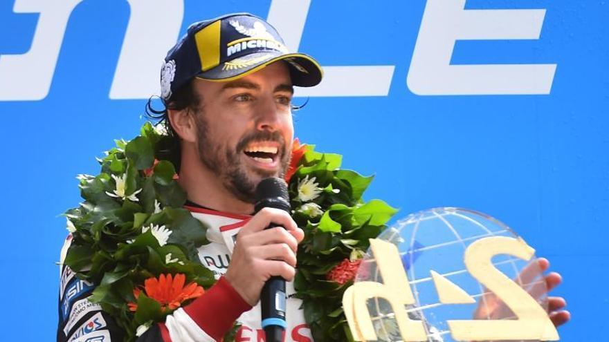 """Alonso: """"La triple corona es un objetivo atractivo"""""""