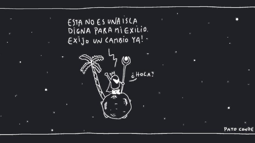 Pato Conde: Historias del espacio exterior