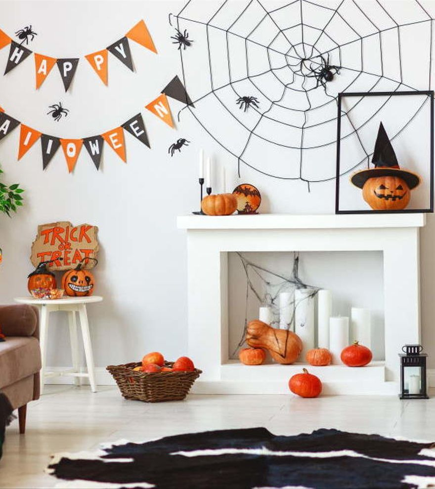 Halloween 2020: ideas 'low cost' para decorar tu casa