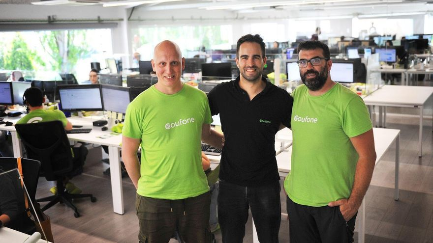 Goufone estén la seva xarxa de fibra òptica a Girona