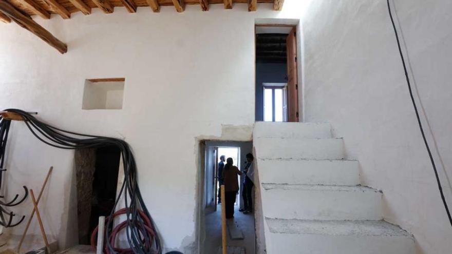 El alcalde de Sant Josep alega que no sabía que el hotel rural de Cala d'Hort es inviable