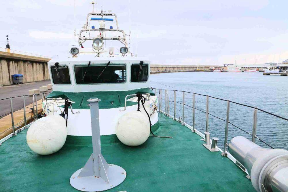 La Guàrdia Civil alerta del perill de pilotar embarcacions sense experiència a la Costa Brava