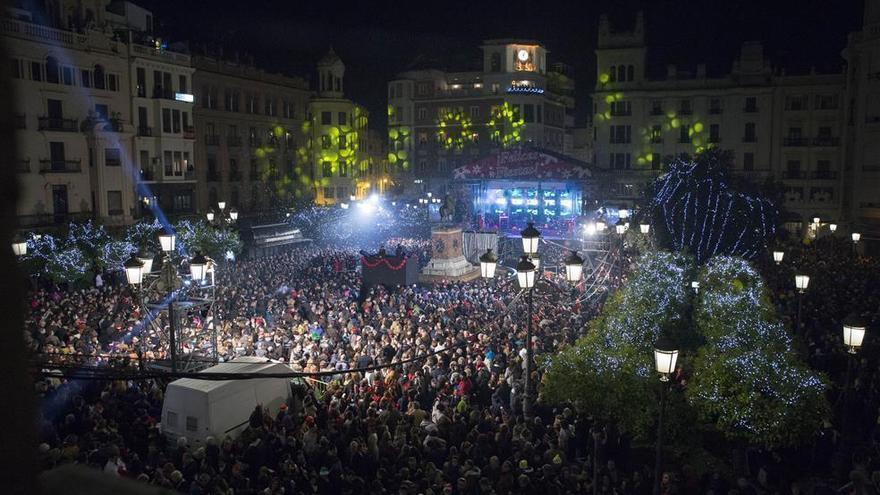 Campanadas en Córdoba: Infraestructuras no activará el sonido del reloj de Las Tendillas en Nochevieja