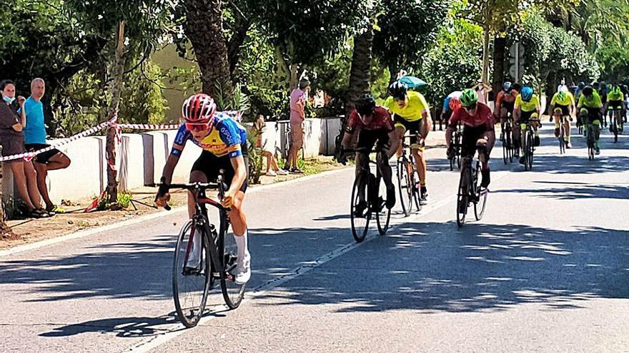 Barxeta acoge la primera etapa de la XI Volta Ciclista a València