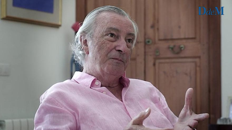 """Jorge Dezcallar: """"Me gustaría que los españoles se sintieran orgullosos del Centro Nacional de Inteligencia"""""""