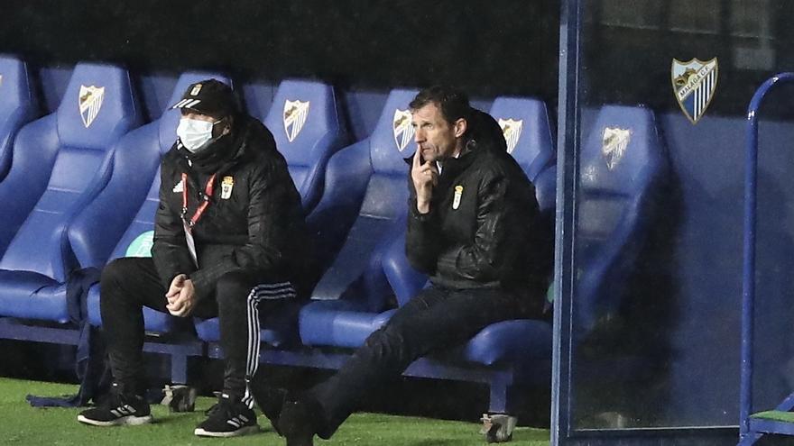"""""""Creo que el Oviedo dejó escapar dos puntos en Málaga"""""""