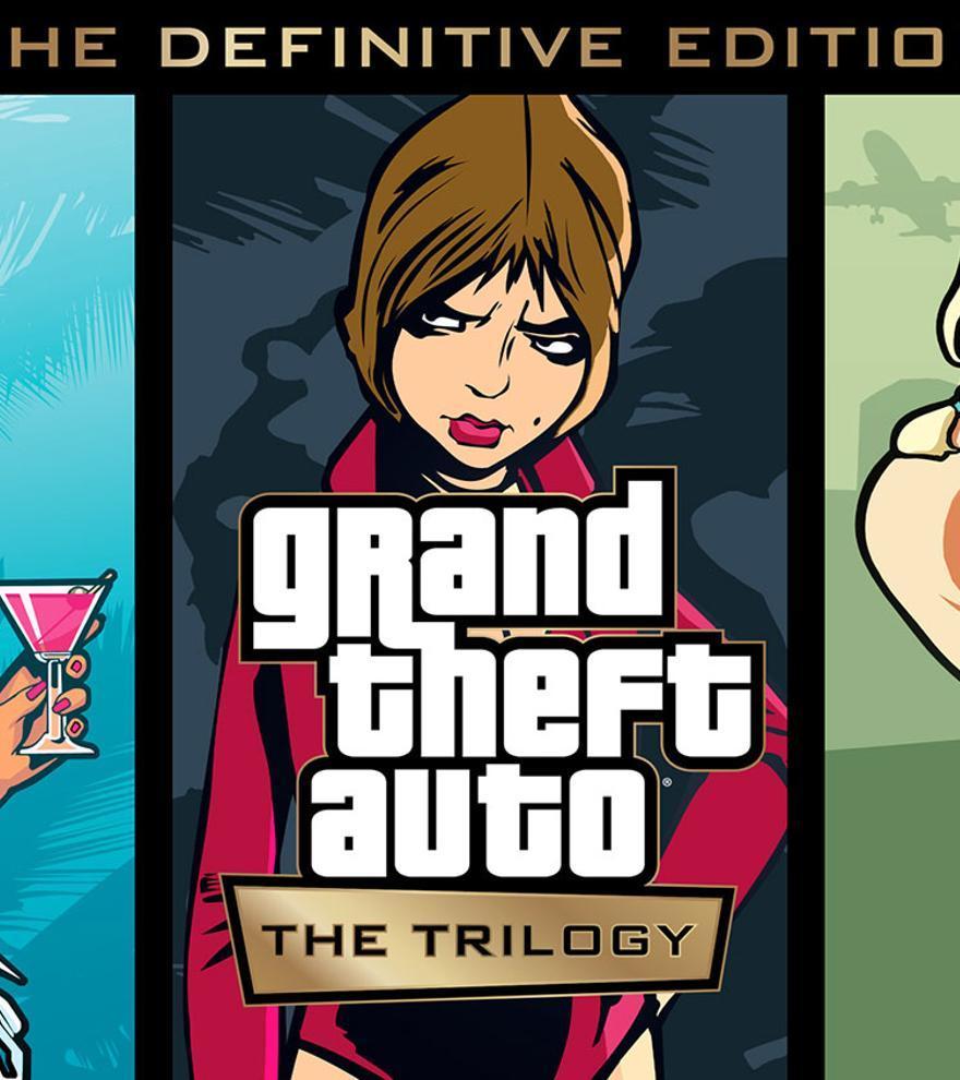 'Grand Theft Auto: The Trilogy' revela fecha de estreno, requisitos y su evolución gráfica