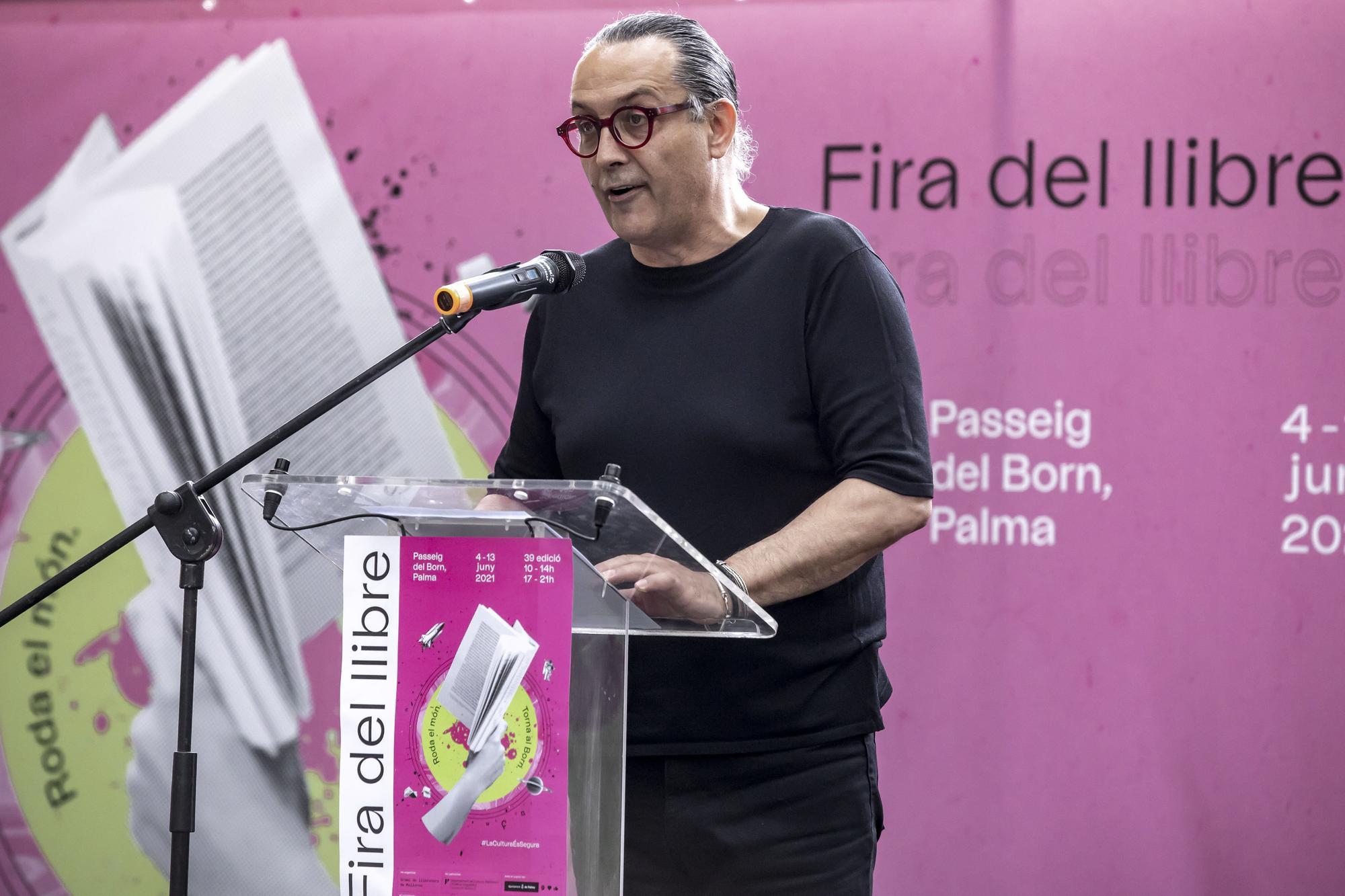 Arranca la 39 Fira del Llibre de Palma, en Es Born